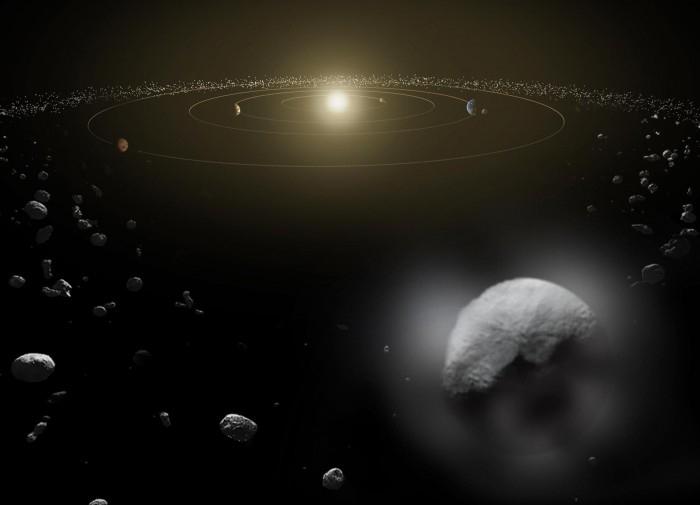 研究人员采用新方法追踪过去5亿年来的陨石撞击地球事件