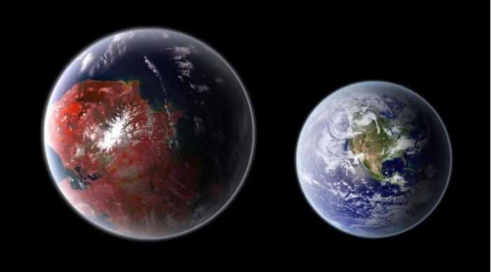 研究发现系外行星上类似地球的生物圈可能非常罕见
